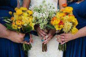 Beautiful Bouquets with Ranunculous, Hyacinth, & Freesia