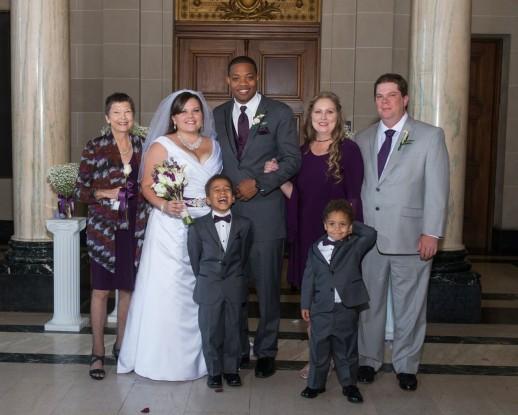 wedding gray formal wear