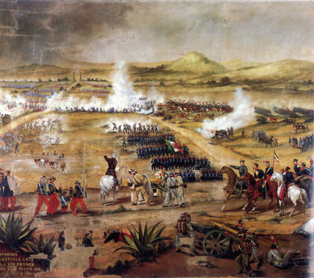 Battle of Puebla, May 5, 1862